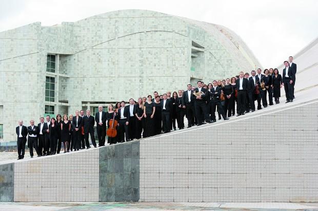 ORQUESTA REAL FILARMONIA  EN LA CIUDAD DE LA CULTURA