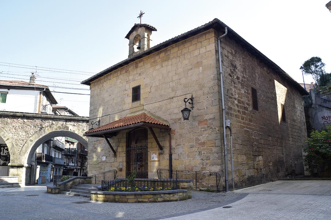 txoko-bat-santa-maria-madalena-basilika